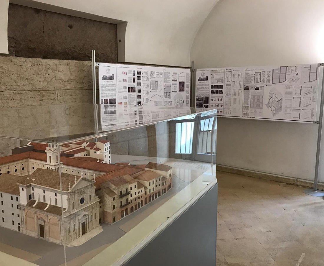 Mostra dei lavori di restauro