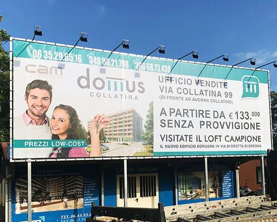 Sogester | Pubblicità, stampe e eventi a Roma