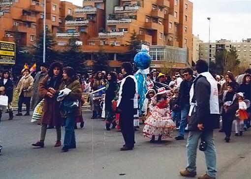 Carnevale di Rio Aniene