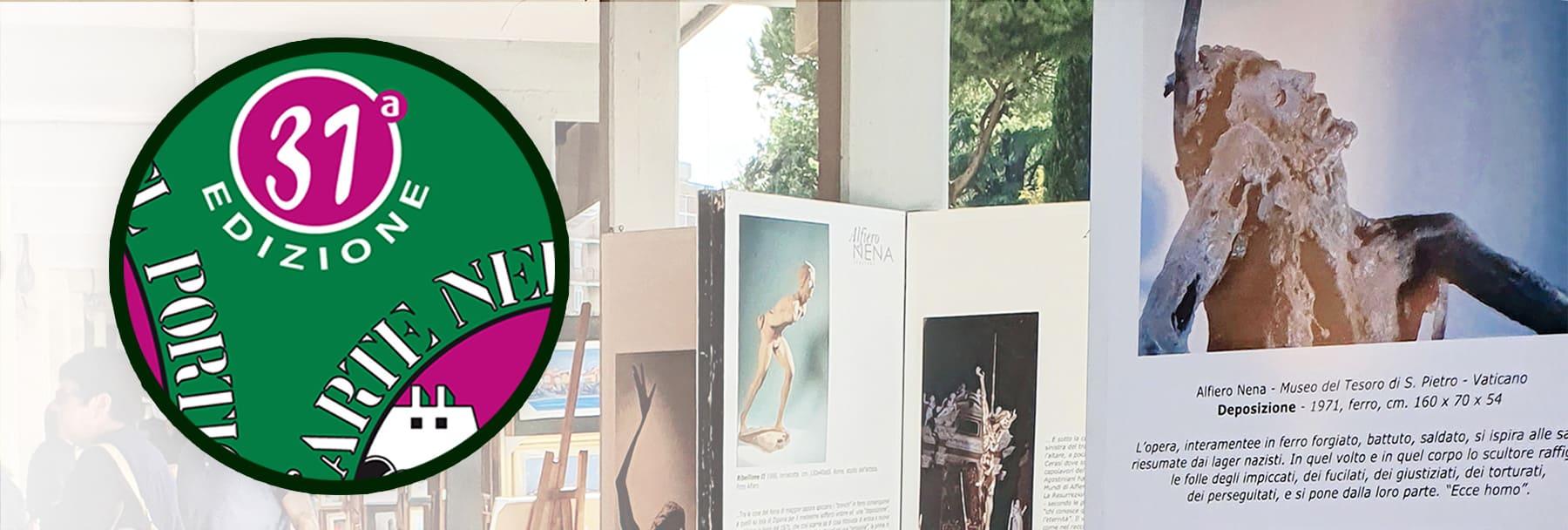 L'Arte nel Portico Edizione 2020