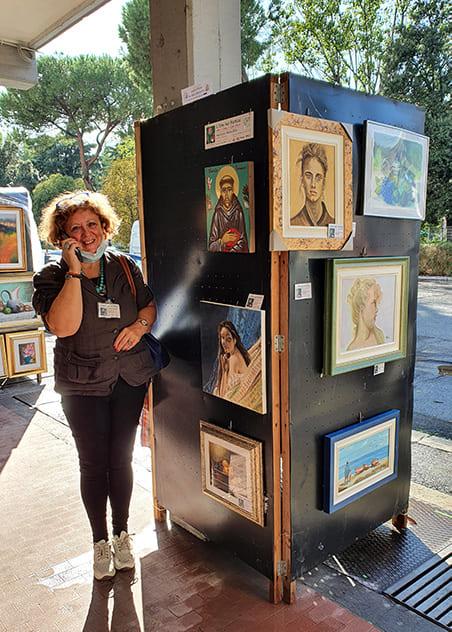 L'Arte nel Portico 2020   Gli Artisti